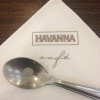 Photo taken at Havanna Café by Junior L. on 12/30/2012