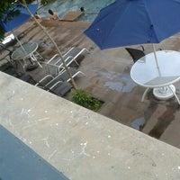 Photo taken at Salt Water Jaccuzi Pool @ Seri Maya Condominium by Danny D. on 2/2/2013