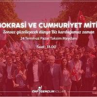 Photo taken at Chp Pendik İlçe Başkanlığı by Ercan on 7/21/2016