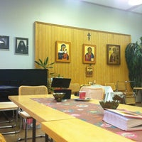 Photo taken at Vaasan ortodoksisen seurakunnan seurakuntasali by Miika I. on 11/4/2012
