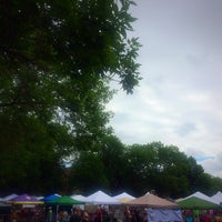 Photo taken at Northeast Minneapolis Farmers Market by Thom W. on 6/20/2015