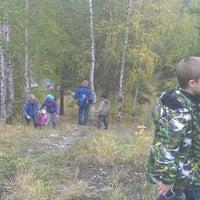 Photo taken at Острая горка by Юрий К. on 9/14/2013