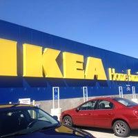 Photo taken at IKEA by Harry W. on 3/11/2013