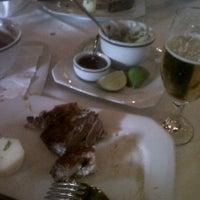 Photo taken at Senzala Restaurante by Cleber P. on 5/1/2013