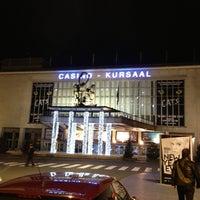 Photo prise au Kursaal Oostende par Dennis T. le1/4/2013