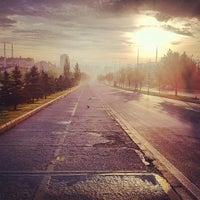 Photo taken at Konutkent by Selim on 9/21/2013