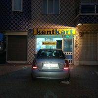 Photo taken at kentkart by Fatih Ç. on 2/24/2014