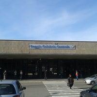 Photo taken at Stazione Reggio Calabria Centrale by Vincenzo C. on 1/9/2014
