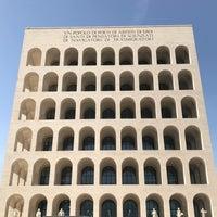 Foto scattata a Palazzo della Civiltà e del Lavoro da Mourad B. il 3/11/2018