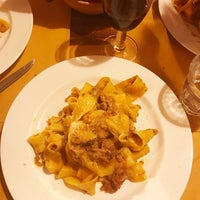 Foto scattata a Osteria Vini Vecchi Sapori da Mourad B. il 3/2/2018