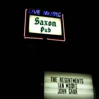 Photo taken at Saxon Pub by Tom K. on 3/11/2013