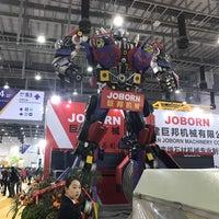 Photo taken at Xiamen Int'l Conf. & Exhi. Center 厦门国际会展中心 (XICEC) by Mrc🇹🇷米拉起 on 3/9/2017