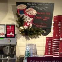 Photo taken at Starbucks by Amanda N. on 12/7/2012