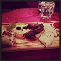 Photo taken at Sarajevo Lounge by Amanda N. on 2/6/2013
