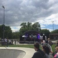 Foto tirada no(a) Скейт-парк «Садовники» por Andrey Z. em 6/17/2017