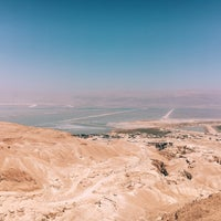 Photo taken at Sdom-Arad Road View Point / תצפית כביש סדום-ערד by Victoria R. on 5/6/2017