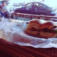Photo taken at Pop's Burger by Samantha L. on 9/4/2013