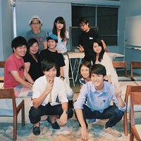 Photo taken at ワーキングラウンジEDITORY 神保店 by Yuji O. on 9/6/2015