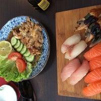 Photo taken at Sushi Sano by Tevfik T. on 6/15/2014