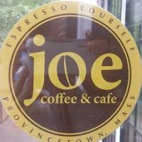 Photo taken at Joe Coffee & Cafe by Rhonda M. on 8/29/2013