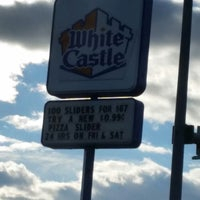 Photo taken at White Castle by Eric L. on 11/8/2014