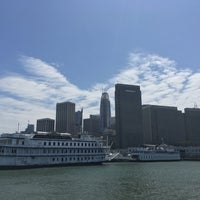 Photo taken at Central Embarcadero Piers by Vitalii P. on 5/6/2017