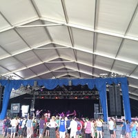 Photo taken at That Tent at Bonnaroo Music & Arts Festival by julieta a. on 6/13/2014