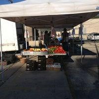 Photo taken at Bridgeport Farmer's Market by julieta a. on 9/14/2013