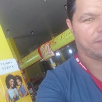 Photo taken at leal supermercado by Poliano N. on 8/28/2014