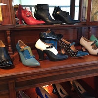 Photo taken at John Fluevog Shoes by Noemí E. on 8/6/2016