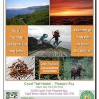 Photo taken at HI-Cabot Trail Hostel by Sam V. on 12/25/2012