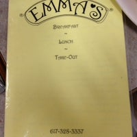 Photo taken at Emma's by Julie K. on 4/5/2013