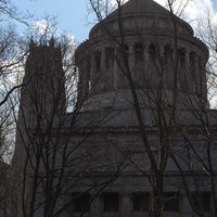 Photo taken at General Grant National Memorial (Grant's Tomb) by Julie K. on 4/1/2013