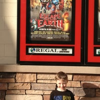 Photo taken at Regal Cinemas Everett Mall 16 & RPX by Julie K. on 3/3/2013