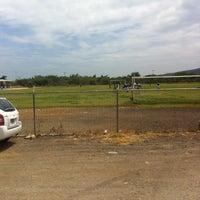 Photo taken at Campo De Futbol de La UDO by Onni H. on 4/28/2013