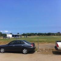 Photo taken at Campo De Futbol de La UDO by Onni H. on 11/2/2014