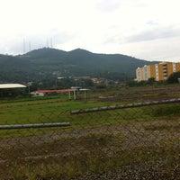 Photo taken at Campo De Futbol de La UDO by Onni H. on 9/20/2013