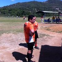 Photo taken at Campo De Futbol de La UDO by Onni H. on 11/17/2013