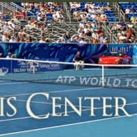 Photo taken at Delray Beach International Tennis Championships (ITC) by Joseph A. on 2/18/2014