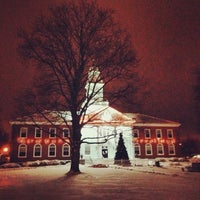 Photo taken at Stratford City Hall by Joseph A. on 12/18/2013