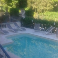 Photo taken at Villa Carlotta Hotel Florence by Claudia S. on 7/15/2014