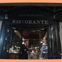 Photo taken at Conte di Galluccio by Claudia S. on 7/2/2014