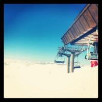 Foto tomada en Estación de Esquí de Sierra Nevada por Juan P. el 12/2/2012