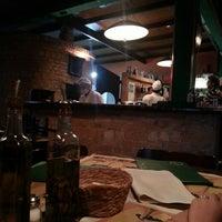 Photo taken at Atobá - Pizza & Bar by Cari C. on 1/10/2014