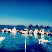Photo taken at La Marina @ El Conquistador Hotel And Casino by Alison F. on 2/4/2013