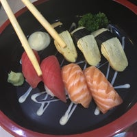 Photo taken at ไทจิ Sushi by Nooknoob N. on 8/26/2016
