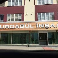 Photo taken at Yurdagül Proje İnşaat by Mustafa T. on 4/29/2017