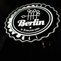 Photo taken at Berlin by 5 Drunk Men by Thanasis K. on 6/28/2018