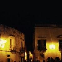 Photo taken at Piazza Galluccio by Mauro B. on 8/28/2013