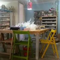 Photo taken at Craftbox by Νίκος Μ. on 4/14/2014